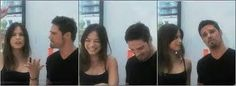 Jay Ryan and Kristin Kreuk - Beauty and the Beast fan art competition 2013