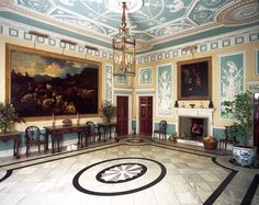 1000 images about robert adam design on pinterest robert ri 39 chard drawing rooms and neoclassical - Newby house interiors ...