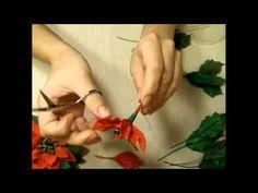 как сделать аккуратную ножку броши