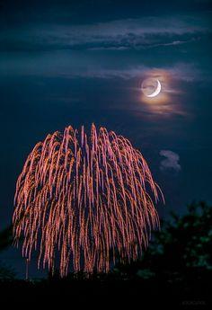この夏のハイライト ・北海道、美瑛の七夕 ・埼玉、深谷の花火 ・岩手、花巻の童話村 ・ハワイ島、キラ… |KAGAYAさんのTwitterで話題の画像