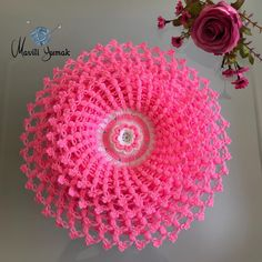 Weaving Patterns, Crochet Blanket Patterns, Crochet Turtle, Flower Video, Crochet Tablecloth, Hand Embroidery Designs, Loom Knitting, Diy Crochet, Crochet Designs