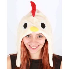 Chicken Kigu Hat - Kigurumi Animal Costumes | Animal Onesies