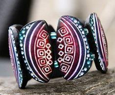 Bracelet   by Beadelz polymer crea's