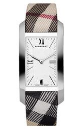 Burberry Timepieces Check Strap Watch <3