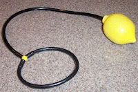 Lemon Twist--all the rage on the playground when I was in first grade.
