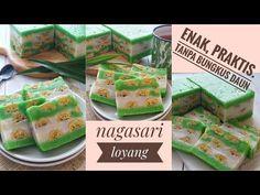 Resep Cara Membuat Kue Nagasari Loyang Youtube Ide Makanan Makanan Cemilan