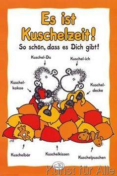Sheepworld - Sheepworld - Kuschelzeit (61,0 x 91,0 cm)