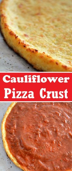 Cauliflower pizza crust cauliflower makes the perfect healthy pizza crust! it is low carb and gluten free plus making this crust is pretty quick and easy recipe on sumofyum com cauliflower pizza healthy healthyrecipes lowcarb glutenfree keto calzone Healthy Pizza Recipes, Gluten Free Recipes, Keto Recipes, Healthy Pizza Dough, Healthy Cauliflower Recipes, Yogurt Recipes, Heathy Pizza, Gluten Free Vegan Pizza Crust Recipe, Gluten Free Dinners