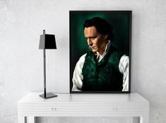 Tom Hiddleston | Crimson Peak | Digital Art Commission | #PhotoshopPortrait #LargeGicleePrint #OriginalArtWork #ArtForEveryHome #CrimsonPeak #photorealistic #AwesomeArt #TomHiddleston #PhotoRealistic #DigitalArtWork Who Plays Loki, Gothic Movies, Thor Series, Tom Hiddleston Crimson Peak, Thomas Sharpe, Poster Making, Wall Art Prints, Giclee Print, Original Artwork