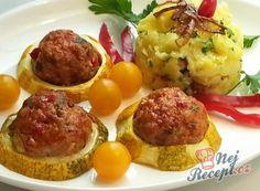 Španělské ptáčky s jasmínovou rýží Baked Potato, Potatoes, Eggs, Snacks, Dishes, Baking, Breakfast, Ethnic Recipes, Soups