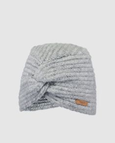 HAD Kinder Beanie Merino Woodcut Grey NEU