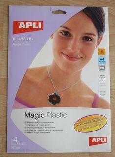 Hecho de Tela: Magic plastic ( Plástico mágico)