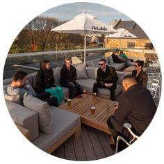 functions-deck #kiwihospo #TomTomBar&Eatery #KiwiRestaurants Outdoor Furniture, Outdoor Decor, Kiwi, Sun Lounger, Restaurants, Deck, Home Decor, Chaise Longue, Decoration Home