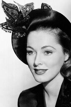 Eleanor Parker, 1940s