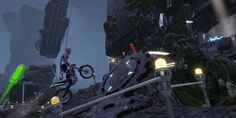 Trials Fusion Welcome to the Abyss DLC goes under the seatoday - The adrenaline-fueld rides and the crazy wipeouts keep on coming with the latest Trials Fusion DLC. The Welcome to the Abyss pack was first revealed two weeks ago and now it's
