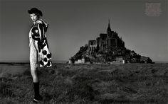 100 fashion photos to collect! #5 Patrick Demarchelier- Vogue Paris