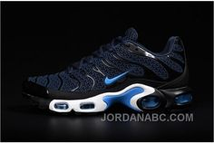 df9494a6629 Nike Air Max Plus TN KPU Tuned Men Sneakers Running Trainers Shoes Navy  Black White Nike