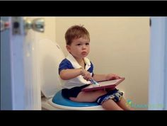 Potty training in 3 days | Video. I am doing this as soon as he walks.