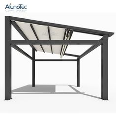 Modern gazebo design adjustable pergola canopy awning for the garden # adjustable ., Modern gazebo design adjustable pergola canopy awning for garden # adjustable There are numerous items that can easily finally total your back garden, such as an. Pergola Attached To House, Deck With Pergola, Wooden Pergola, Covered Pergola, Outdoor Pergola, Backyard Pergola, Patio Roof, Pergola Plans, Pergola Kits