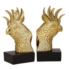 Set of 2 Paradiso Bookends