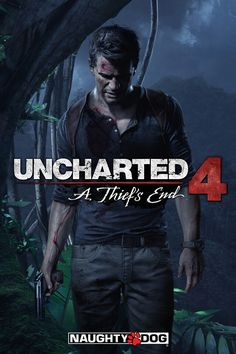 So excited for Uncharted 4!