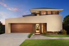 Urbanedge Home - Subi Double Storey Modern Architectural Facade