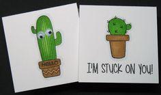 Kaktusar från Gummiapan