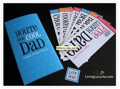 Father's Day Card & Coupons