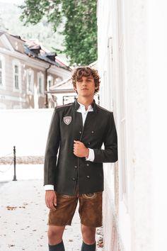 Lodenjacke Kaschmir oliv M - Mirabell Plummer Blazer, Style, Fashion, Cashmere, Scale Model, Swag, Moda, Fashion Styles