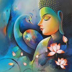 Buddha 5 by Sanjay  Tandekar