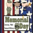 memorial day math activities