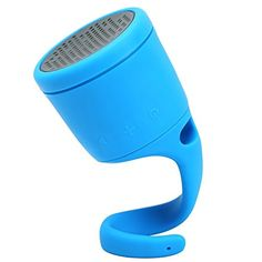 Special Offers - BOOM Swimmer Waterproof Wireless Bluetooth Speaker (Blue) - In stock & Free Shipping. You can save more money! Check It (November 30 2016 at 12:44AM) >> http://hometheatersusa.net/boom-swimmer-waterproof-wireless-bluetooth-speaker-blue-5/