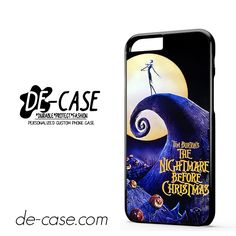The Nightmare Before Christmas Poster For Iphone 6 Iphone 6S Iphone 6 Plus Iphone 6S Plus Case Phone Case Gift Present YO