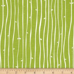 Wallflowers Vine Green from @fabricdotcom  Designed by Allison Harris of Cluck Cluck Sew for Windham Fabrics, this cotton print fabric is perfect for quilting, apparel, crafts, and home decor items.