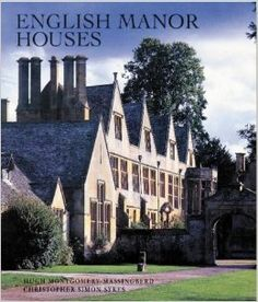 books on english manor houses - Google Search