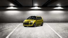 Checkout my tuning #Citroen #C3Picasso(facelift) 2013 at 3DTuning #3dtuning #tuning