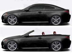 Lexus IS250 Coupe Cabrio