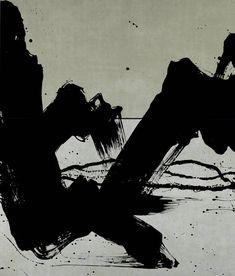Fabienne Verdier - Contemporary Artist - L'art de la calligraphie monumentale - Memories of Norway 1