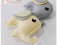 Chaveiro ou ímãs de Elefantinho