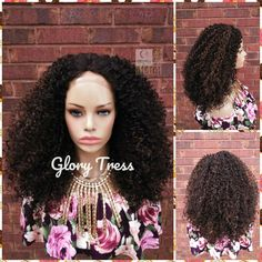 Your place to buy and sell all things handmade Kinky Curly Wigs, Best Wigs, Curly Lace Front Wigs, Hair Blog, Auburn, All Things, Crochet Hats, Buy And Sell, African