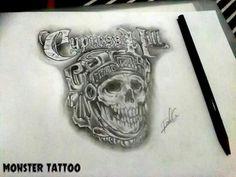 Diseño Cypress Hill DISPONIBLE PARA TATUAR