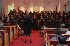 Check out Central North Carolina Recording Choir on ReverbNation