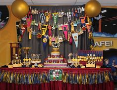 """Sports / Birthday """"Vintage All-Star Party """" 