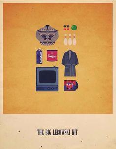 The Big Lebovski Kit