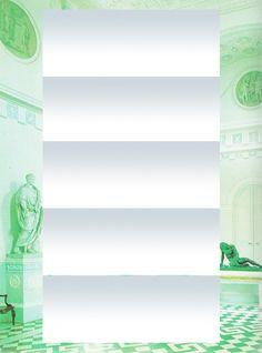 Solaris unfold - digital media - 2014 art work by Ralph de Lange