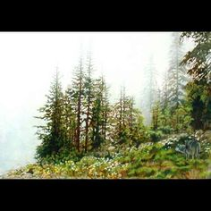 Wanda Zuchowski-Schick of Rossford, OH Painting