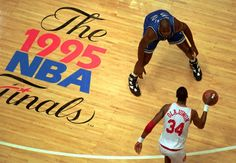 Hakeem Olajuwon, Houston Rockets.