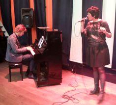 Hellen's version of My Funny Valentine in Amsterdam