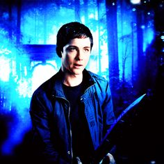 Percy Jackson. His face and eyes! i swear there is nothing wrong with him!! I love you<3