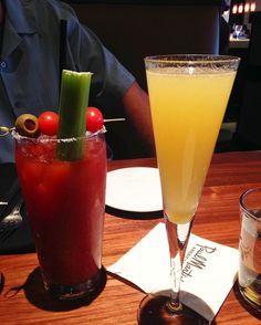 Good morning weekend  #weekend #mimosa #bloodymary #brunch #morning
